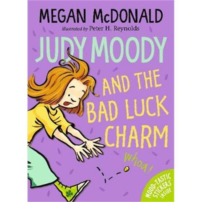 Judy Moody and the Bad Luck Charm (Paperback) - Megan McDonald