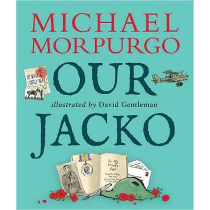 Our Jacko (Paperback) - Sir Michael Morpurgo