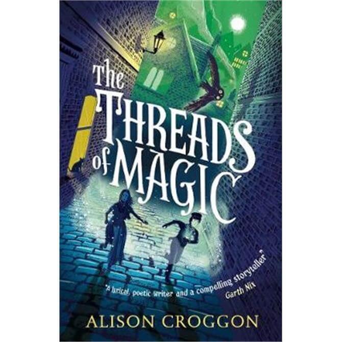 The Threads of Magic (Paperback) - Alison Croggon