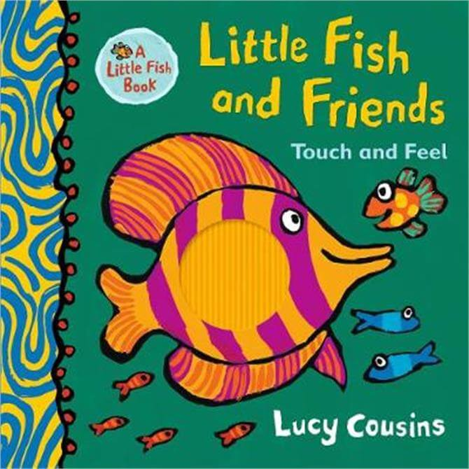 Little Fish and Friends (Hardback) - Lucy Cousins