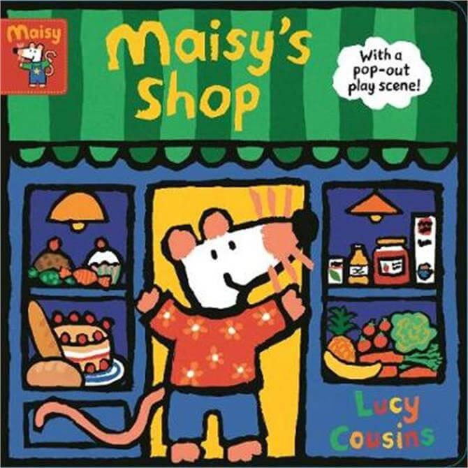 Maisy's Shop - Lucy Cousins