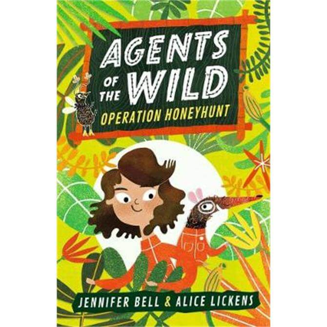 Agents of the Wild (Paperback) - Jennifer Bell