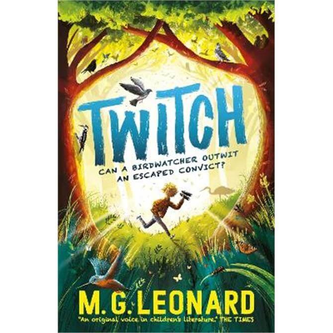 Twitch (Paperback) - M. G. Leonard