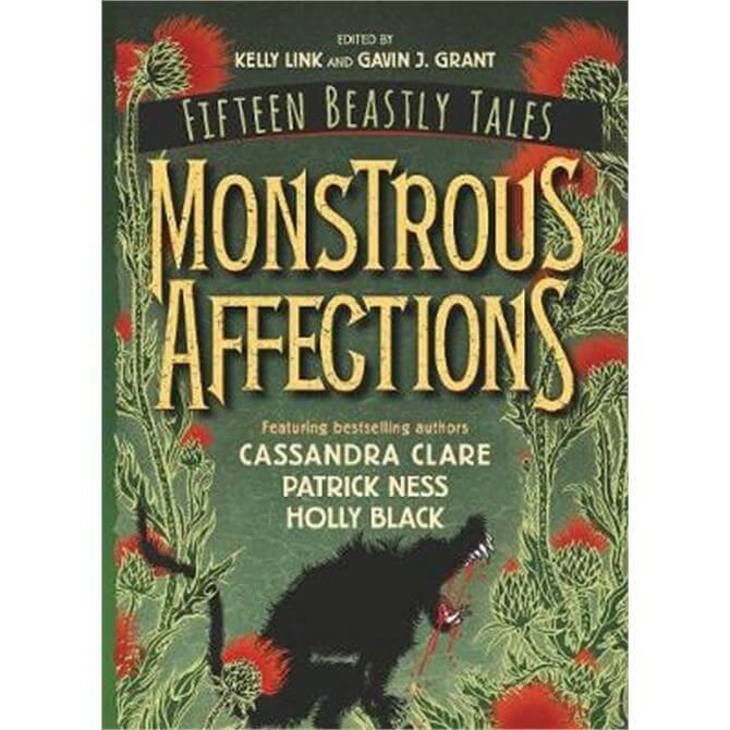 Monstrous Affections (Paperback) - Gavin J. Grant
