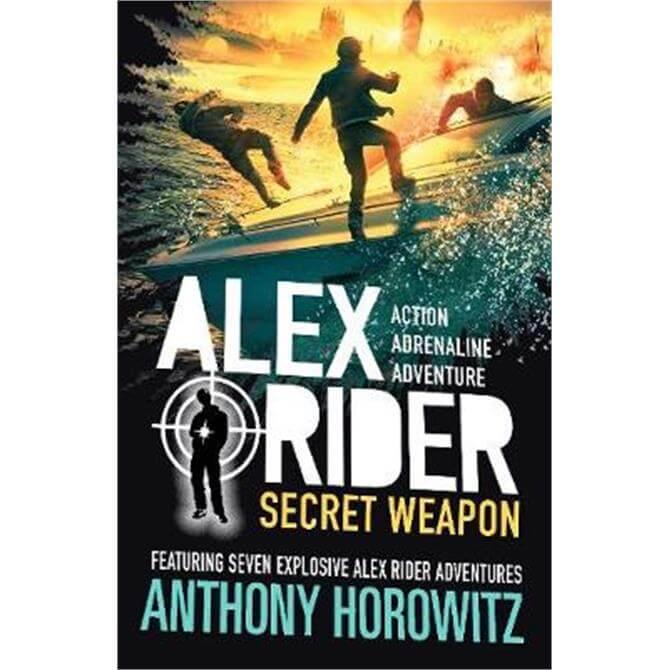 Secret Weapon (Paperback) - Anthony Horowitz