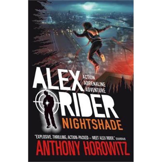 Nightshade (Paperback) - Anthony Horowitz