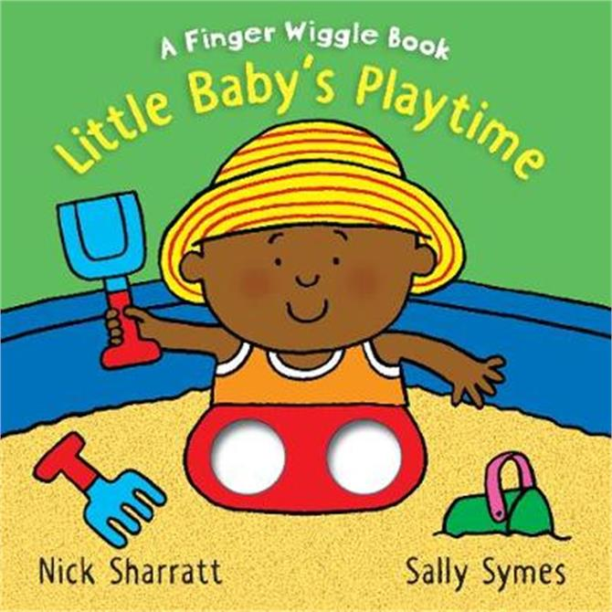 Little Baby's Playtime - Sally Symes