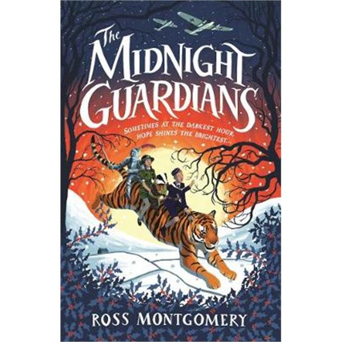 The Midnight Guardians (Paperback) - Ross Montgomery