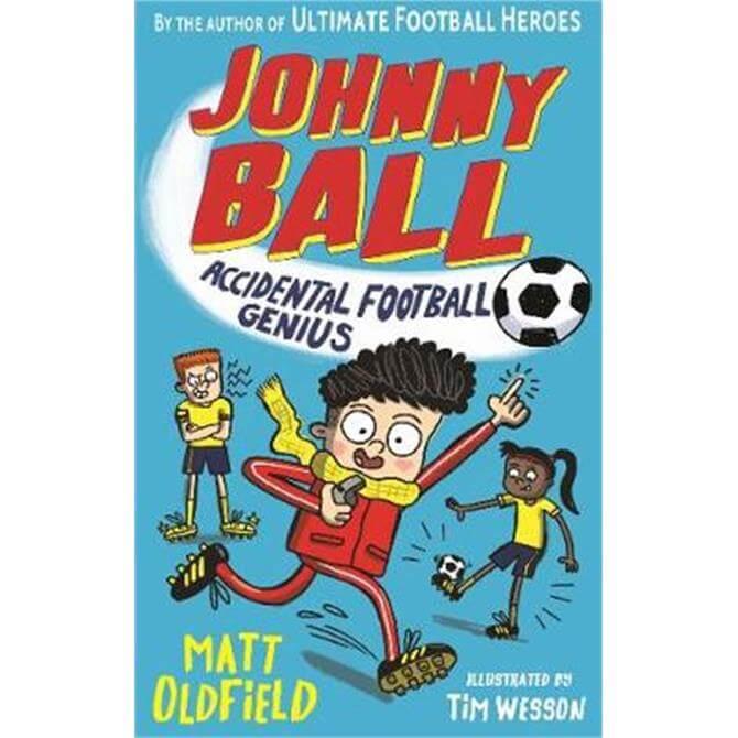 Johnny Ball (Paperback) - Matt Oldfield