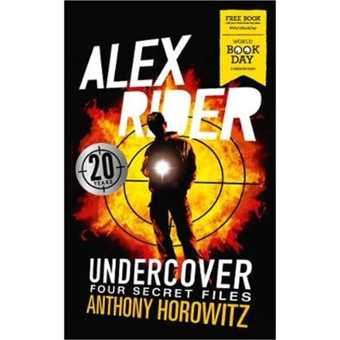 Alex Rider Undercover (Paperback) - Anthony Horowitz