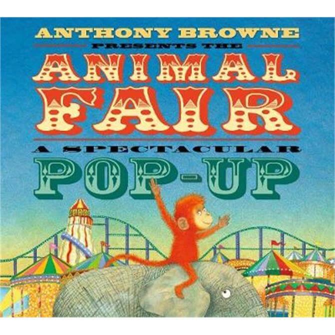 The Animal Fair (Hardback) - Anthony Browne
