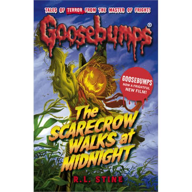 The Scarecrow Walks at Midnight (Paperback) - R.L. Stine