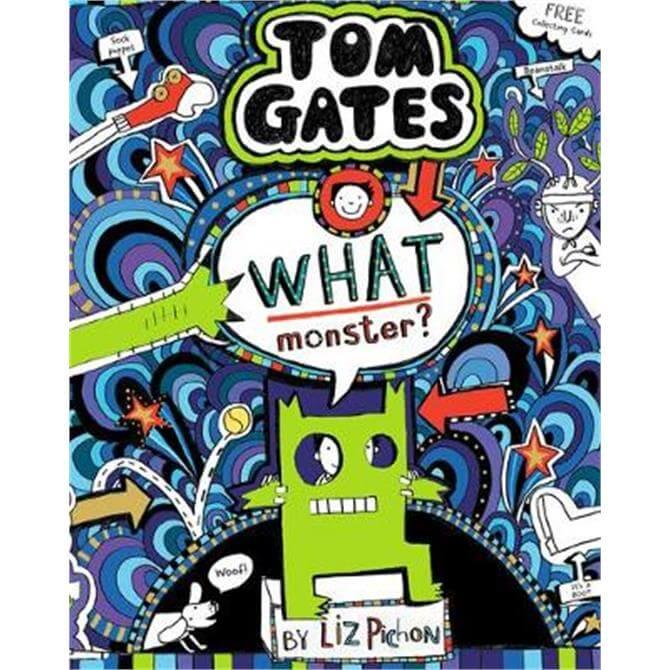 What Monster? (Tom Gates #15) (PB) (Paperback) - Liz Pichon