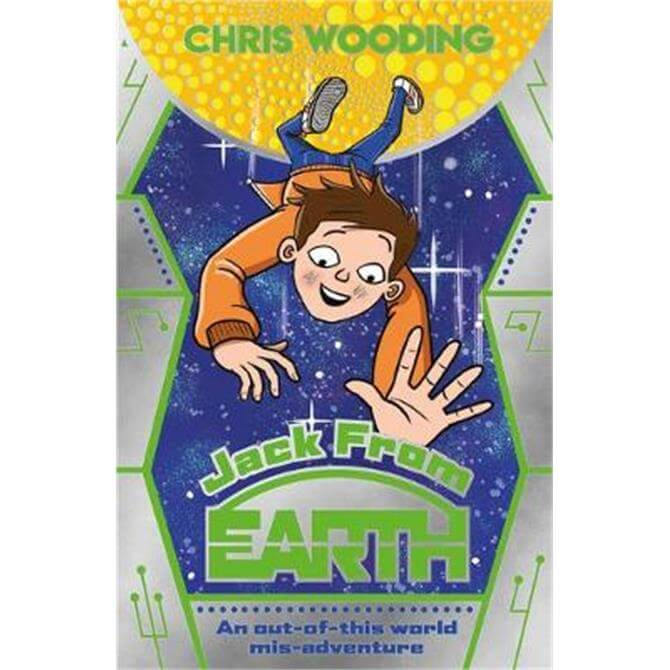 Jack from Earth (Paperback) - Chris Wooding