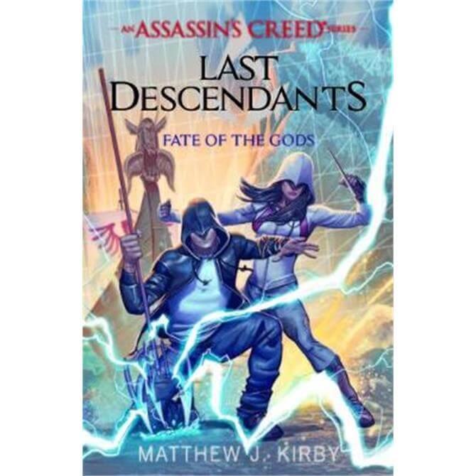 Last Descendants (Paperback) - Matthew J. Kirby