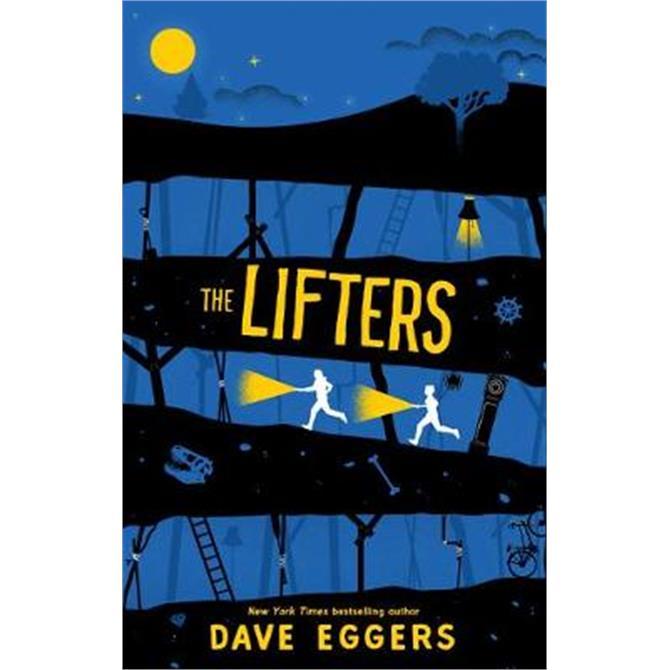 The Lifters (Hardback) - Dave Eggers