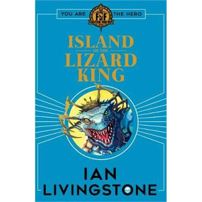 Fighting Fantasy (Paperback) - Ian Livingstone
