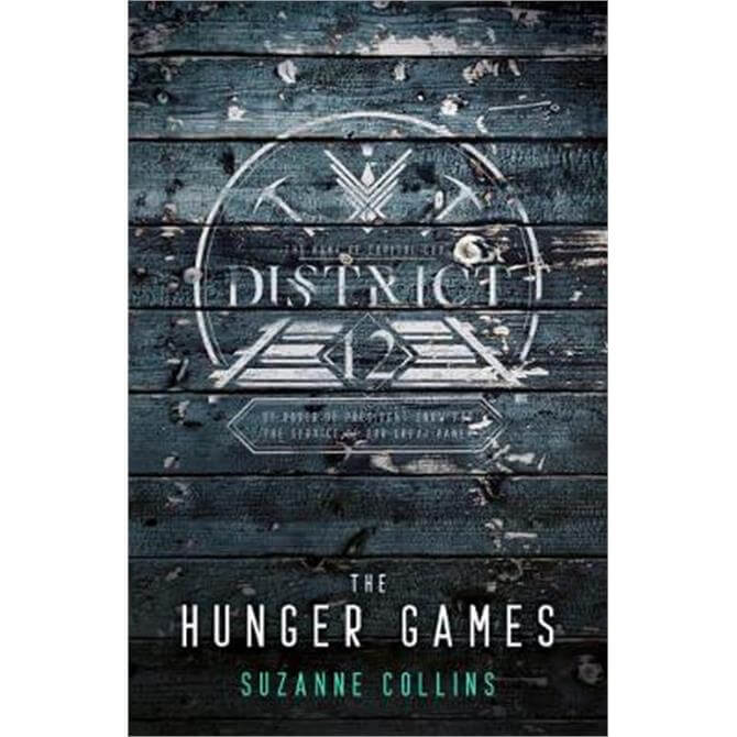 The Hunger Games (Paperback) - Suzanne Collins