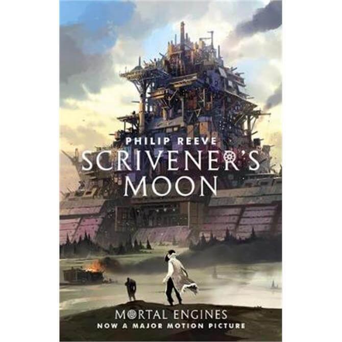 Scrivener's Moon (Paperback) - Philip Reeve