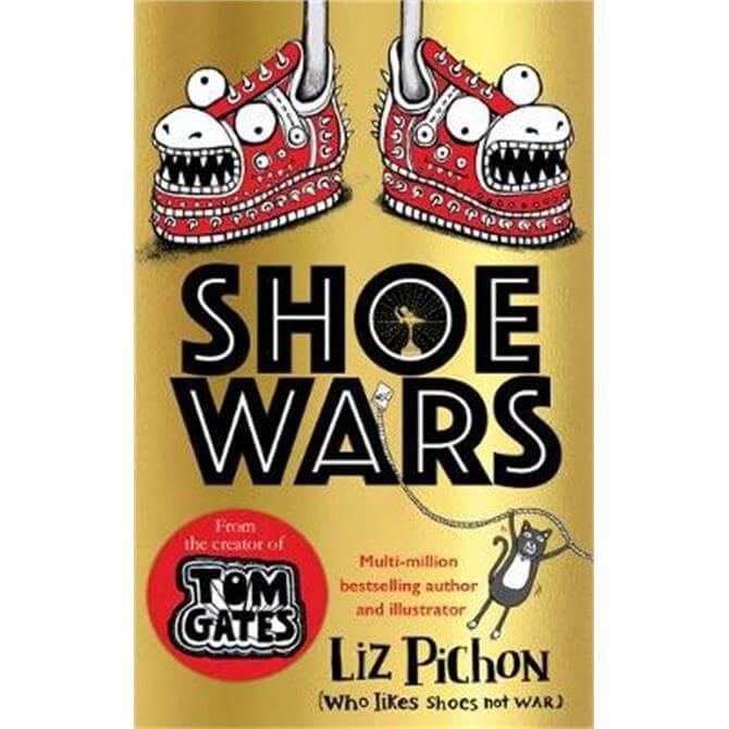 Shoe Wars (Hardback) - Liz Pichon