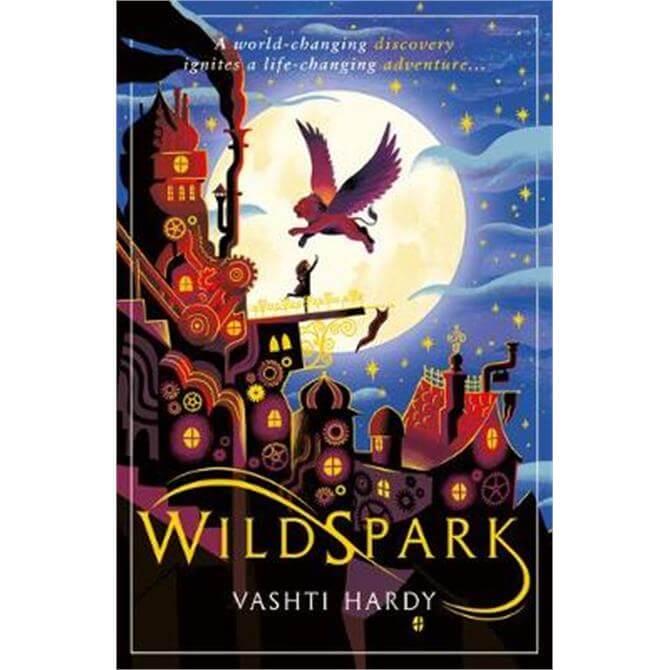 Wildspark (Paperback) - Vashti Hardy