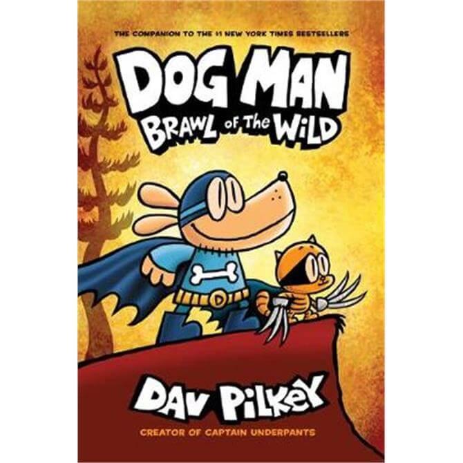 Dog Man 6 (Paperback) - Dav Pilkey