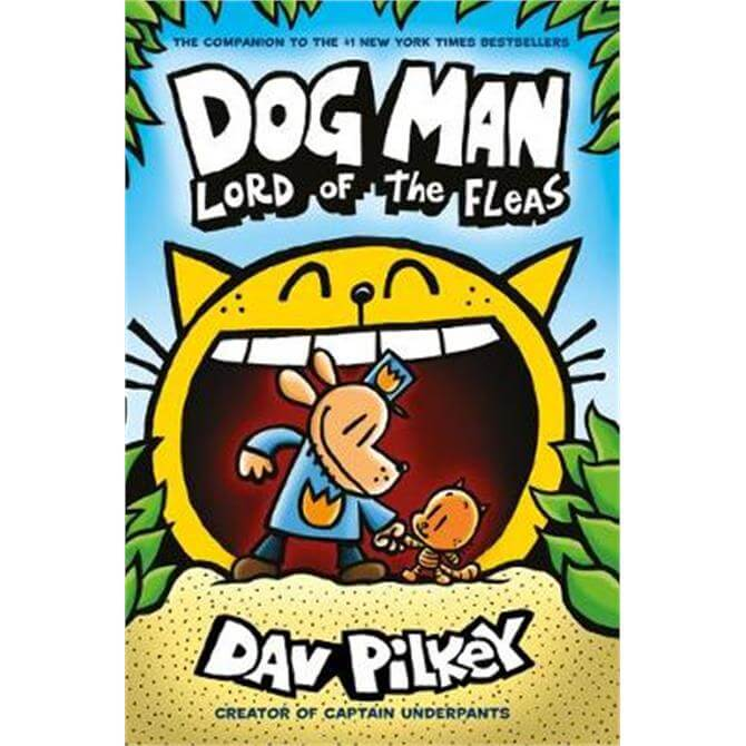Dog Man 5 (Paperback) - Dav Pilkey