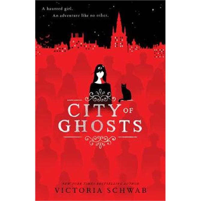 City of Ghosts (Paperback) - Victoria Schwab