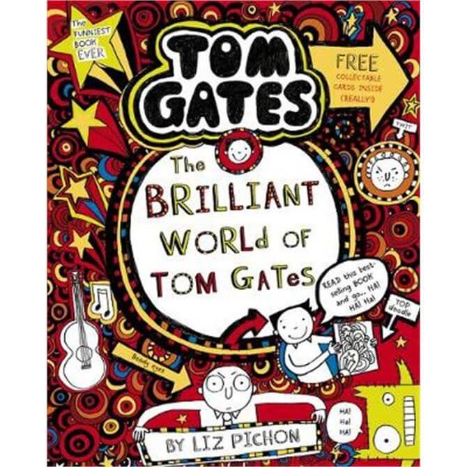 The Brilliant World of Tom Gates (Paperback) - Liz Pichon