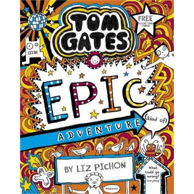 Tom Gates 13 (Paperback) - Liz Pichon