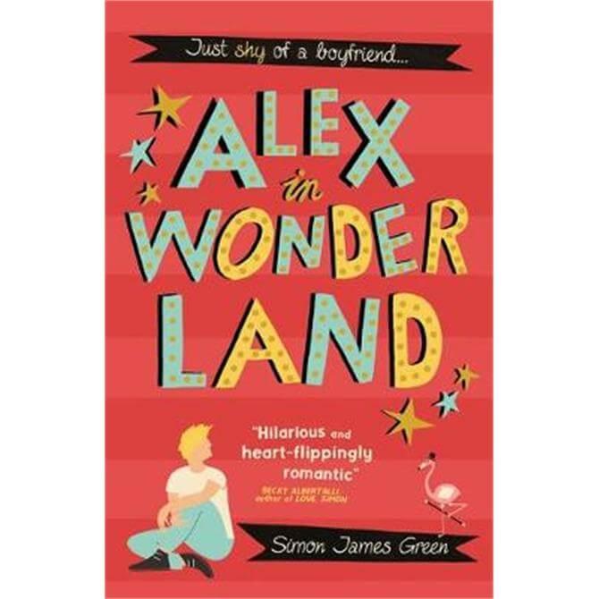 Alex in Wonderland (Paperback) - Simon James Green
