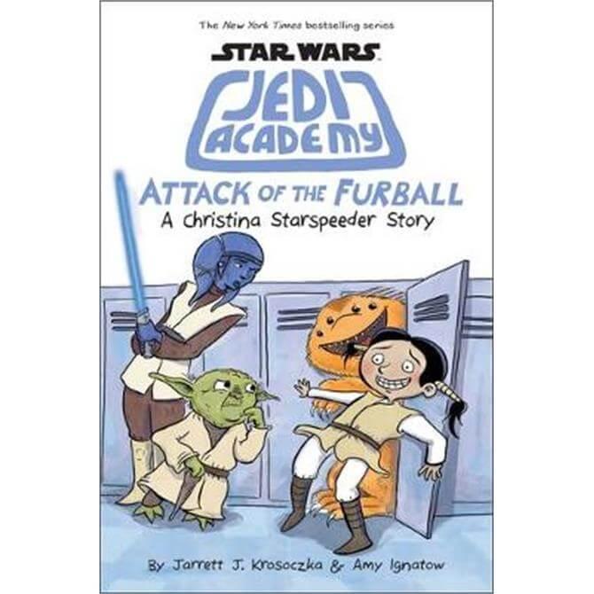 Jedi Academy 8 (Paperback) - Amy Ignatow