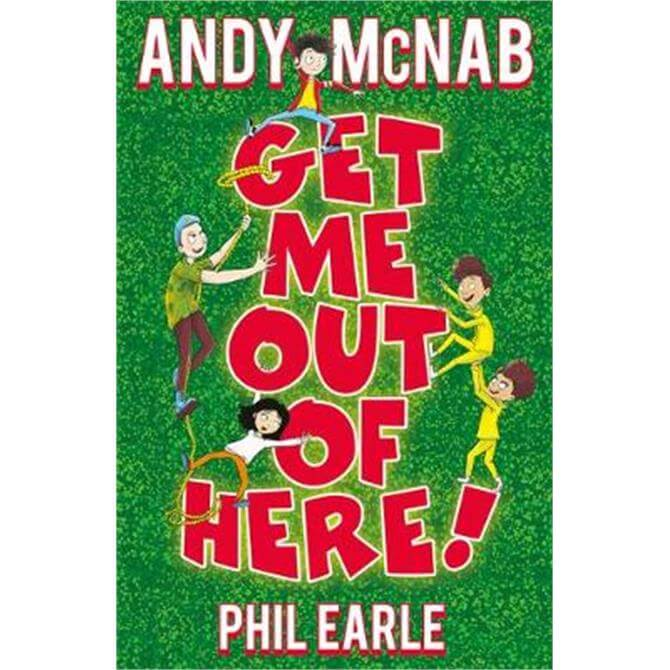 Get Me Out of Here! (Paperback) - Andy McNab