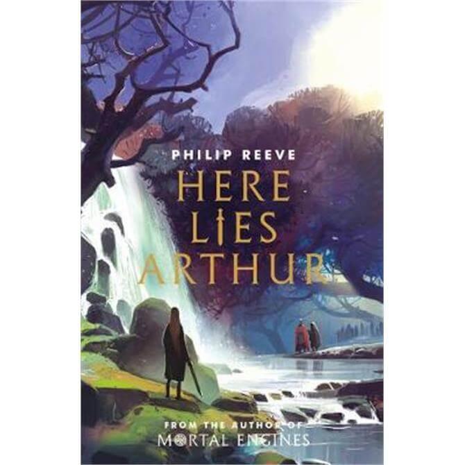 Here Lies Arthur (Ian McQue NE) (Paperback) - Philip Reeve