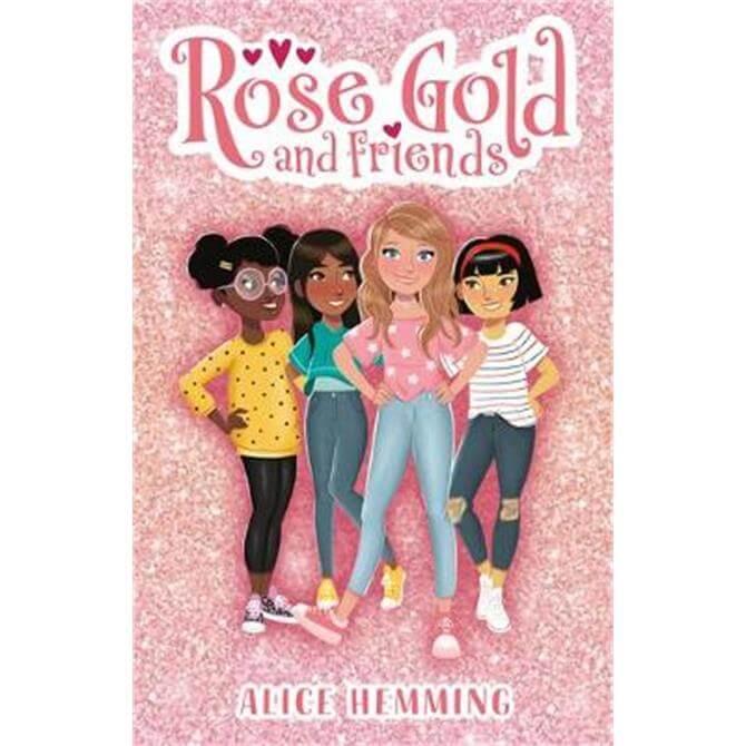Rose Gold (Paperback) - Alice Hemming