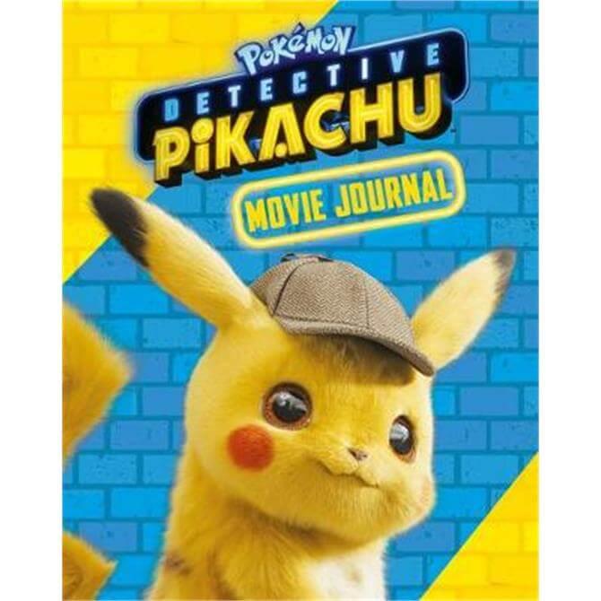 Detective Pikachu Movie Journal (Hardback) - Scholastic