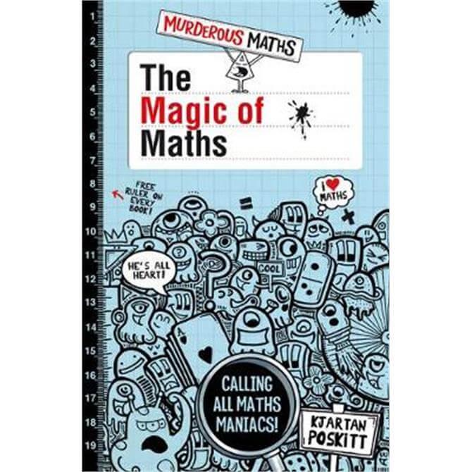 The Magic of Maths (Paperback) - Kjartan Poskitt
