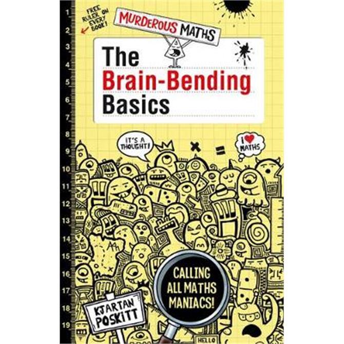The Brain-Bending Basics (Paperback) - Kjartan Poskitt