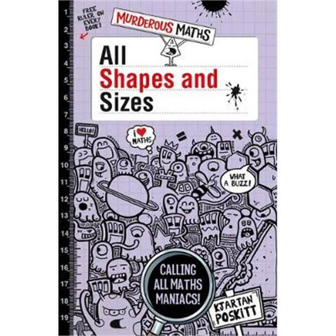 All Shapes and Sizes (Paperback) - Kjartan Poskitt