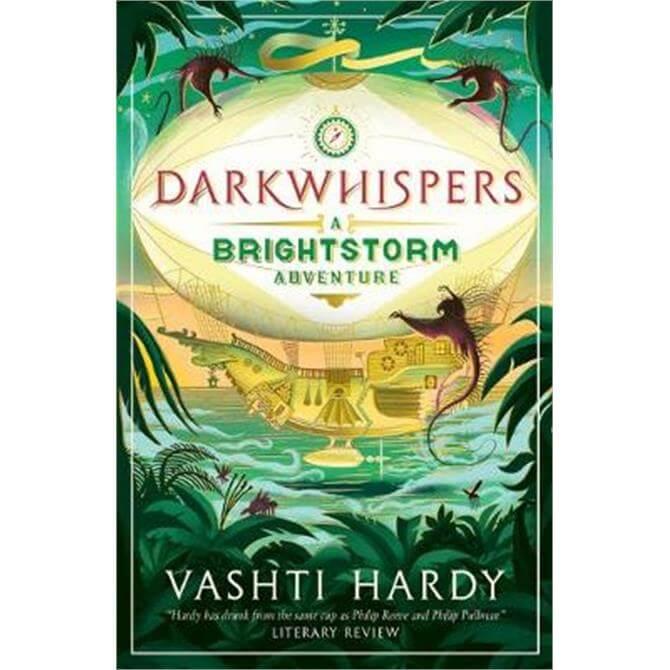 Darkwhispers (Paperback) - Vashti Hardy