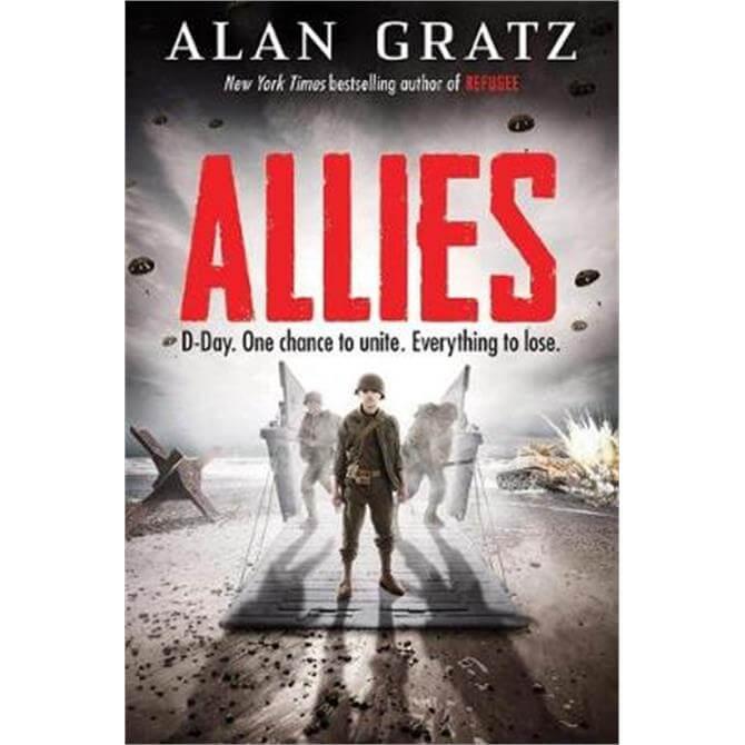 Allies (Paperback) - Alan Gratz