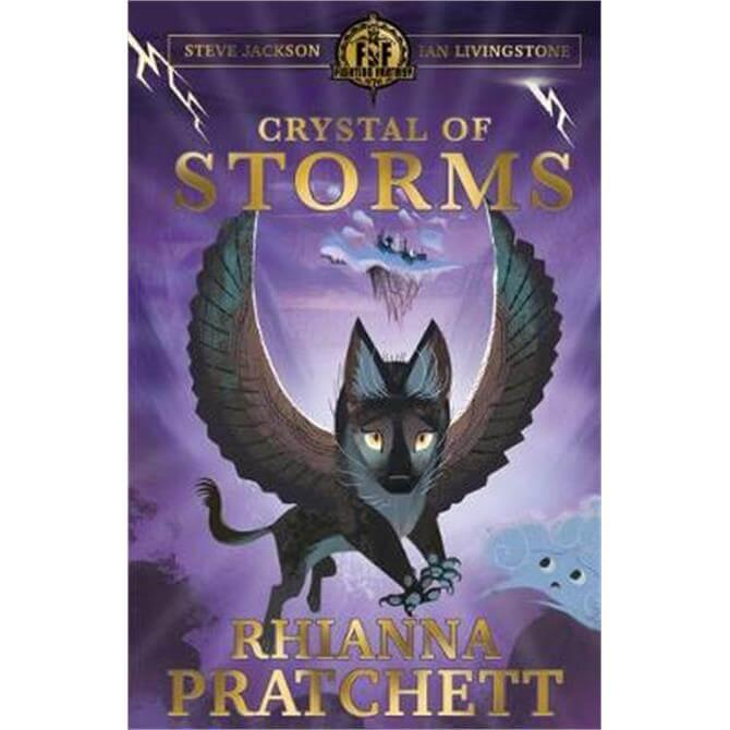 Crystal of Storms (Paperback) - Rhianna Pratchett