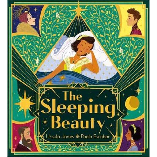 The Sleeping Beauty (Hardback) - Ursula Jones