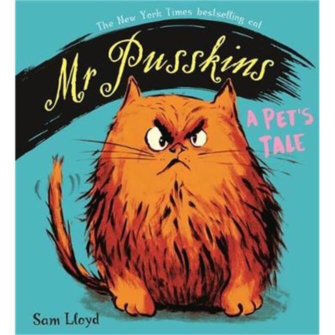 Mr Pusskins (Paperback) - Sam Lloyd