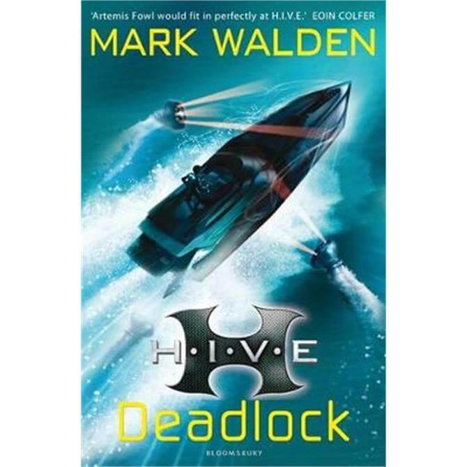 H.I.V.E. 8 (Paperback) - Mark Walden