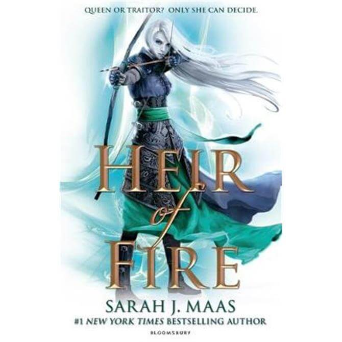 Heir of Fire (Paperback) - Sarah J. Maas