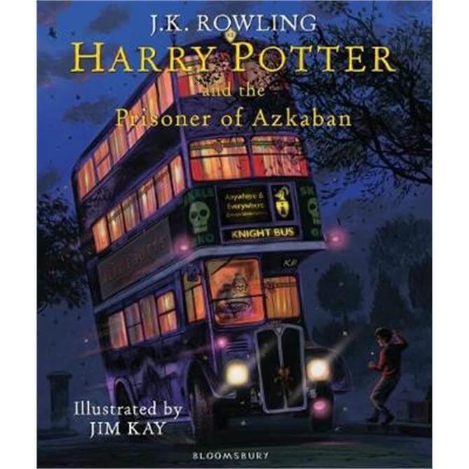 Harry Potter and the Prisoner of Azkaban (Hardback) - J.K. Rowling