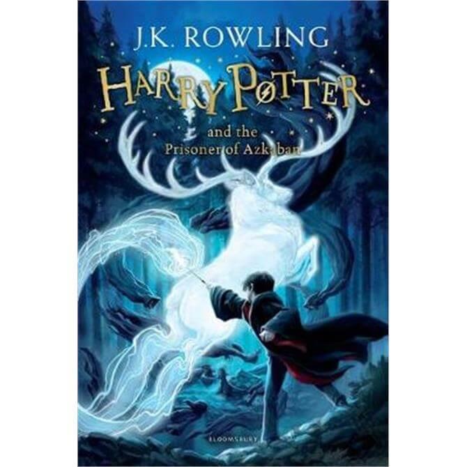 Harry Potter and the Prisoner of Azkaban (Paperback) - J.K. Rowling