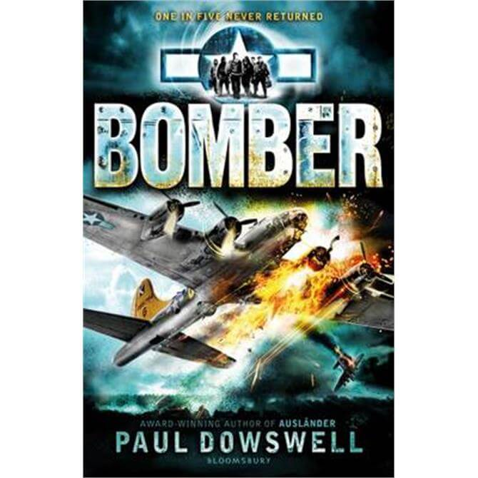 Bomber (Paperback) - Paul Dowswell