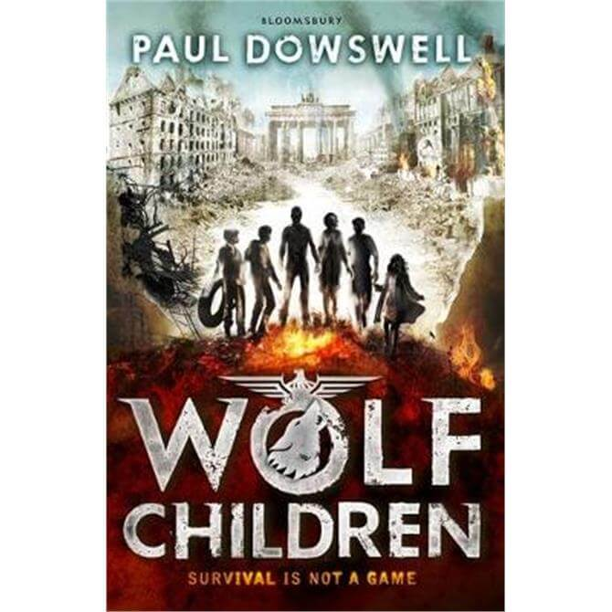 Wolf Children (Paperback) - Paul Dowswell